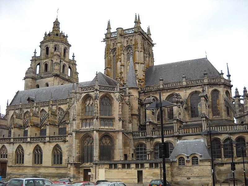 Photo du Monument Historique Eglise Saint-Germain situé à Argentan