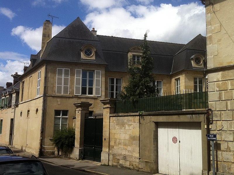 Photo du Monument Historique Ancien hôtel d'Aumont-de-la-Vente situé à Argentan