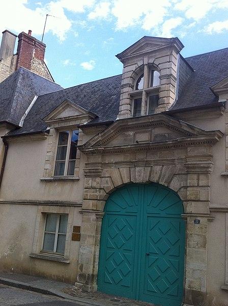 Photo du Monument Historique Ancien hôtel du comte de Lonlay situé à Argentan