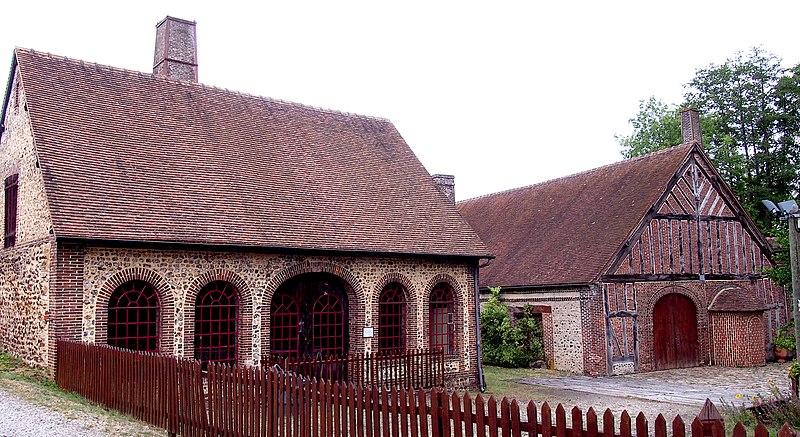 Photo du Monument Historique Ancienne forge situé à Aube