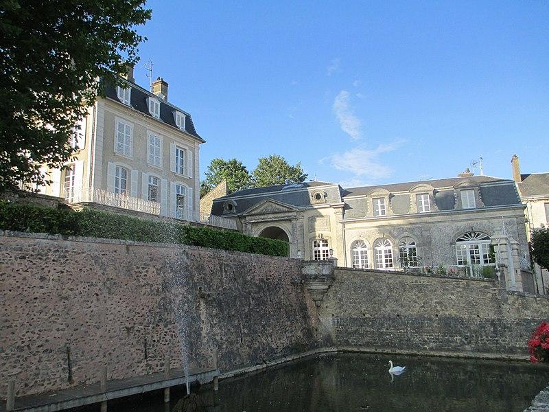 Photo du Monument Historique Hôtel Bansard des Bois situé à Bellême
