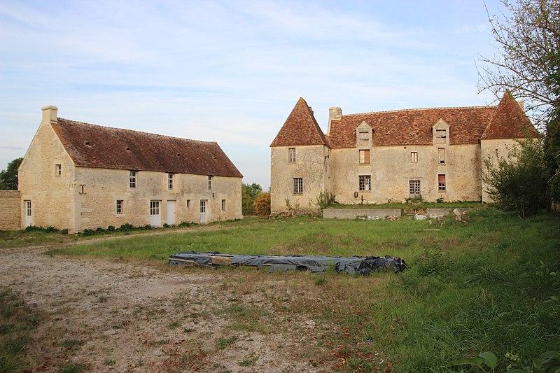 Photo du Monument Historique Ferme de l'Eglise situé à Boissei-la-Lande