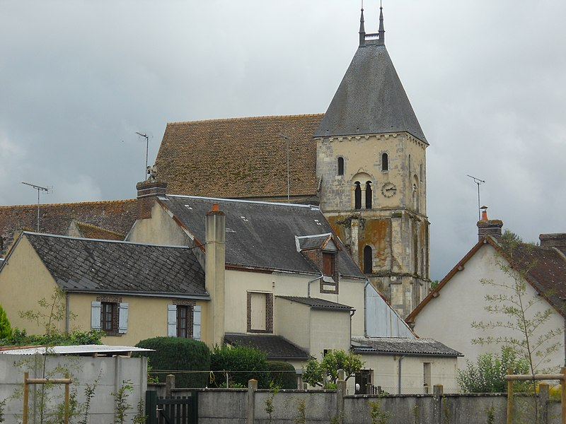 Photo du Monument Historique Eglise Saint-Pierre situé à Ceton