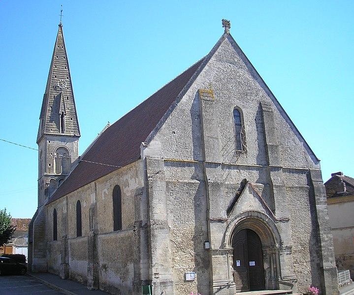 Photo du Monument Historique Eglise situé à Chambois