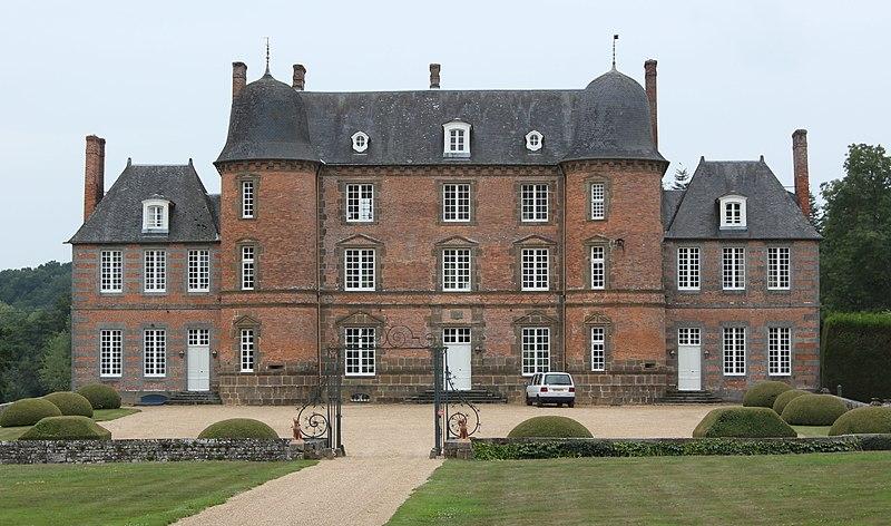 Photo du Monument Historique Château situé à Couterne