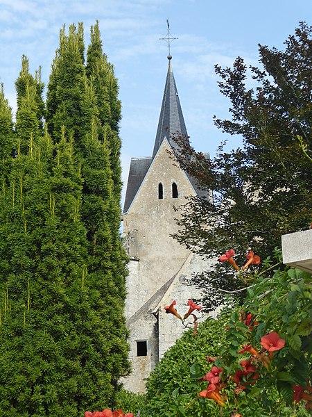 Photo du Monument Historique Eglise Saint-Laurent situé à Dorceau