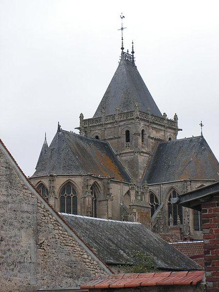 Photo du Monument Historique Eglise Notre-Dame situé à Ecouché