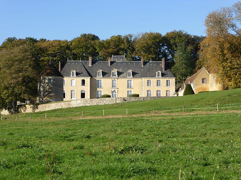 Photo du Monument Historique Château de l'Hermitière situé à L'Hermitière