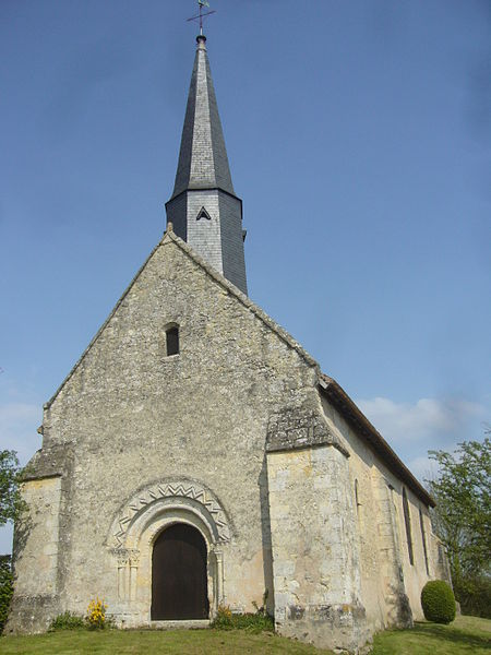 Photo du Monument Historique Eglise de Marcilly situé à Igé