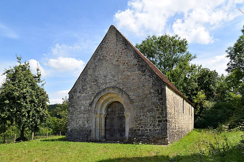 Photo du Monument Historique Prieuré de Goult situé à La Lande-de-Goult