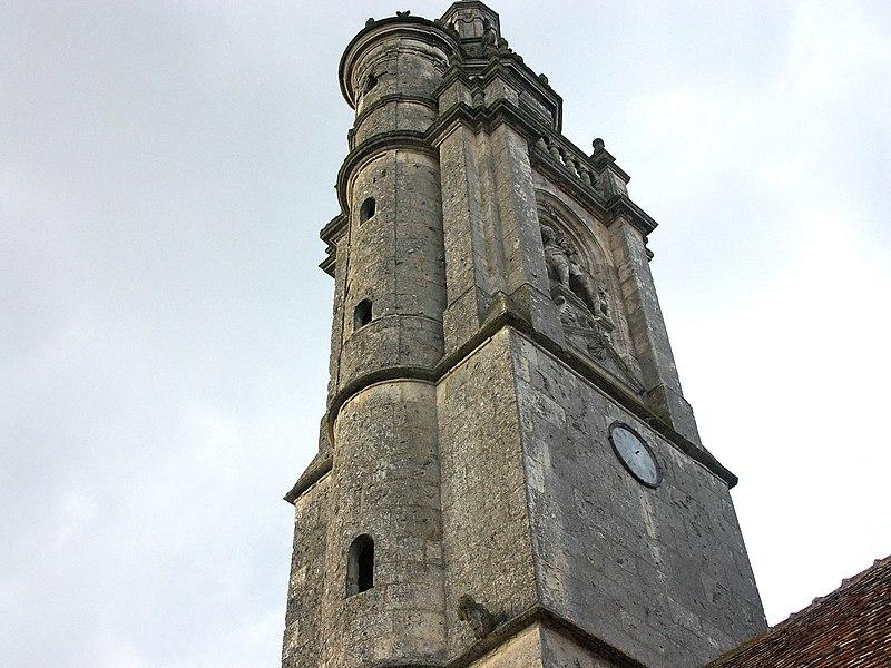 Photo du Monument Historique Eglise Saint-Martin situé à Loisail