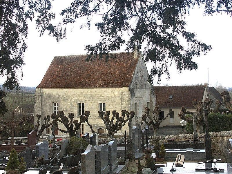 Photo du Monument Historique Maison romane situé à Loisail