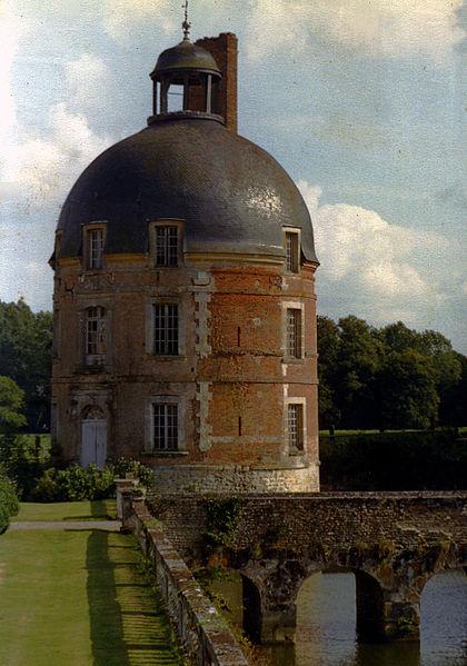 Photo du Monument Historique Château situé à Médavy