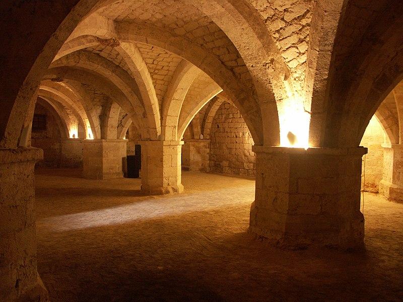 Photo du Monument Historique Ancienne collégiale de Toussaint situé à Mortagne-au-Perche