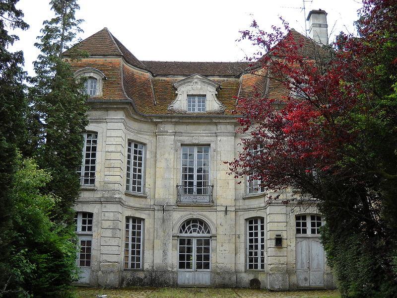 Photo du Monument Historique Hôtel situé à Mortagne-au-Perche