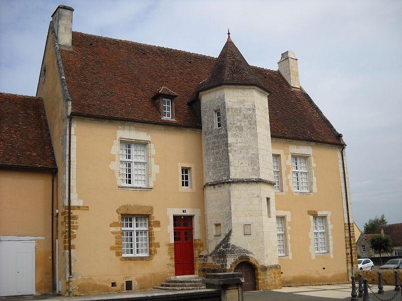 Photo du Monument Historique Maison dite du doyen Toussaint situé à Mortagne-au-Perche