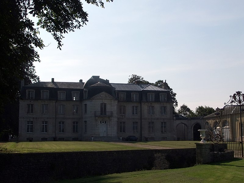 Photo du Monument Historique Château de Cuy situé à Occagnes