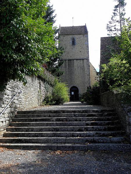 Photo du Monument Historique Eglise situé à Pacé