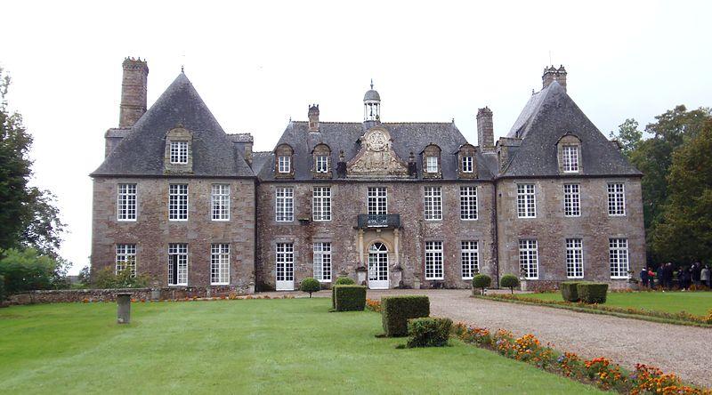 Photo du Monument Historique Château situé à Rabodanges