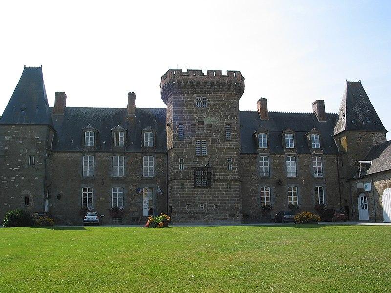 Photo du Monument Historique Château situé à Rânes