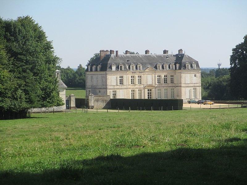 Photo du Monument Historique Château de Voré situé à Rémalard
