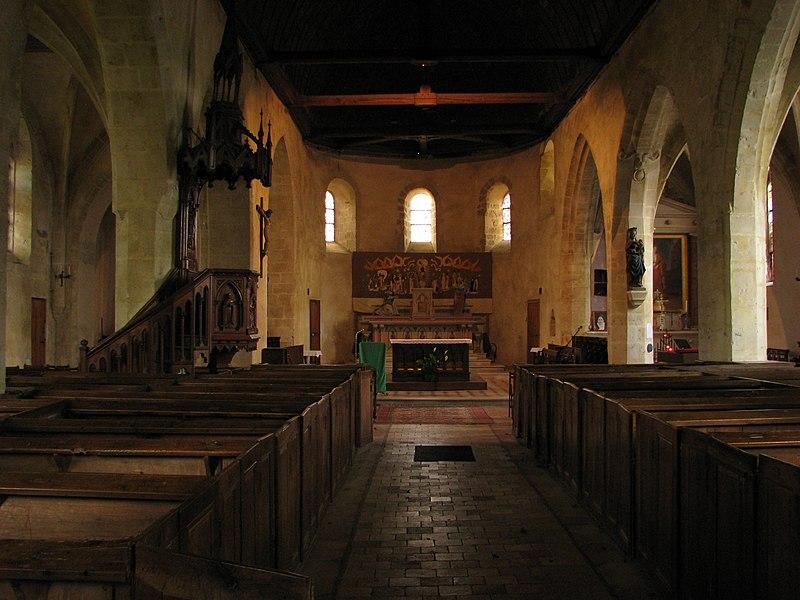 Photo du Monument Historique Eglise situé à Rémalard