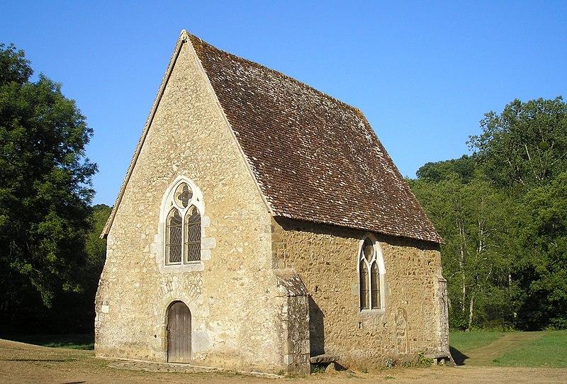 Photo du Monument Historique Chapelle de Saint-Céneri situé à Saint-Céneri-le-Gérei