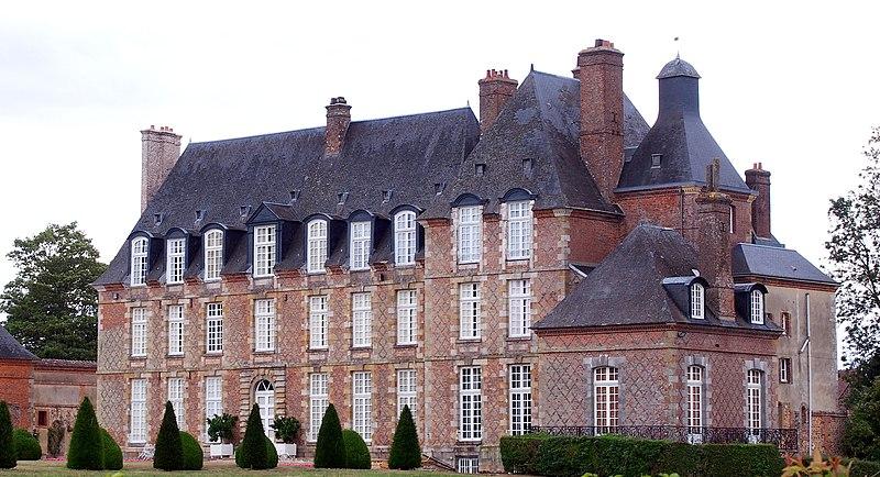 Photo du Monument Historique Domaine situé à Saint-Michel-Tuboeuf