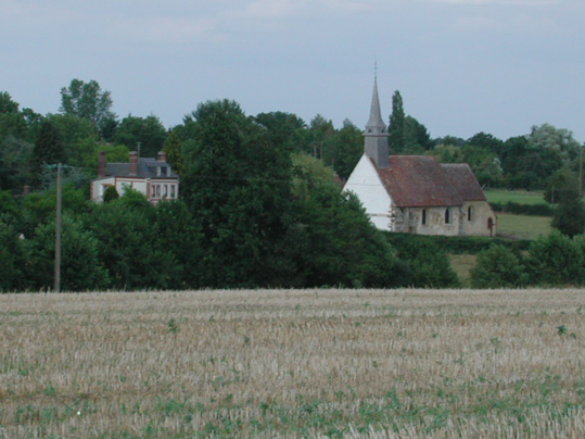 Photo du Monument Historique Chapelle Saint-Pierre situé à Saint-Nicolas-de-Sommaire