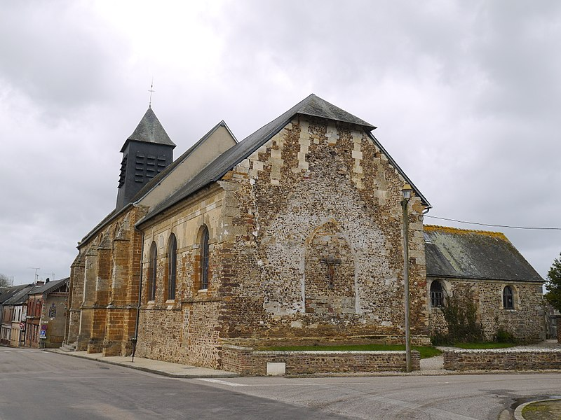 Photo du Monument Historique Eglise Saint-Pierre situé à Le Sap
