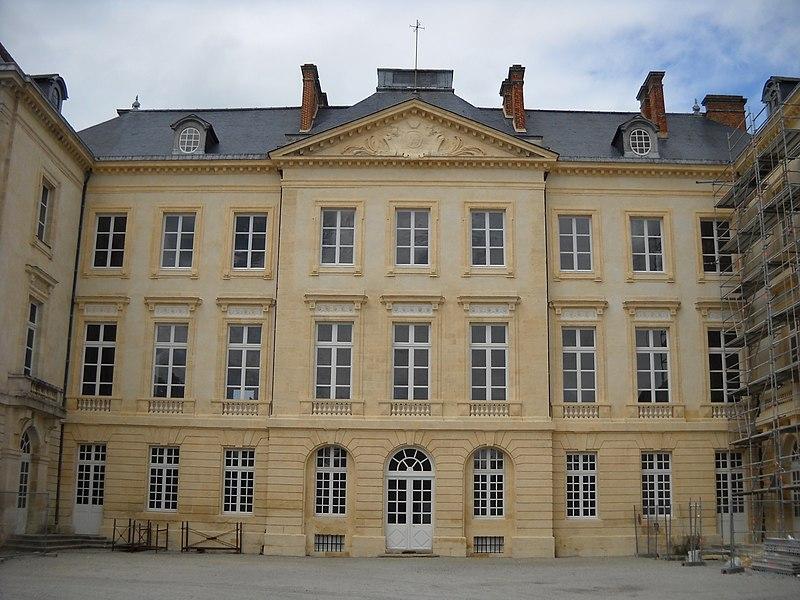 Photo du Monument Historique Ancien évêché, dit aussi Palais d'Argentré situé à Sées