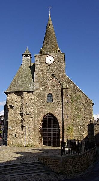 Photo du Monument Historique Chapelle Saint-Rémy situé à Tinchebray