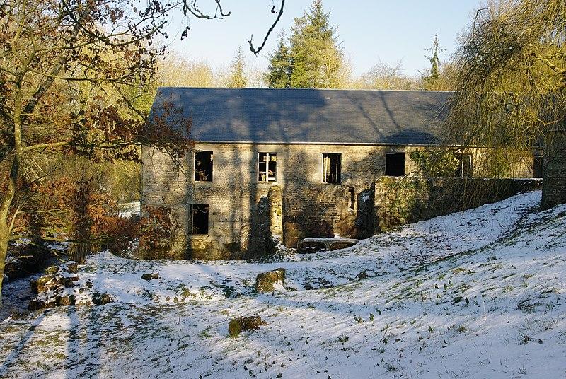 Photo du Monument Historique Filature de Rochefort situé à Tinchebray