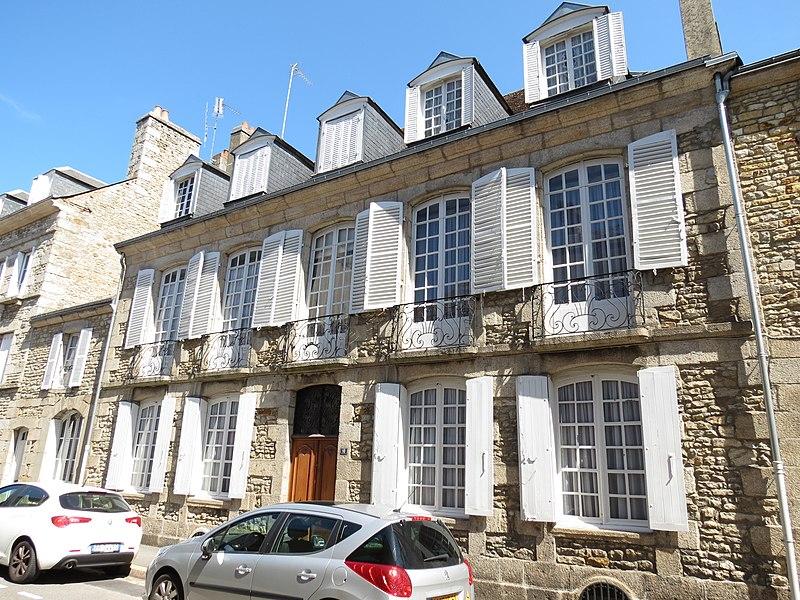 Photo du Monument Historique Maison situé à Alençon