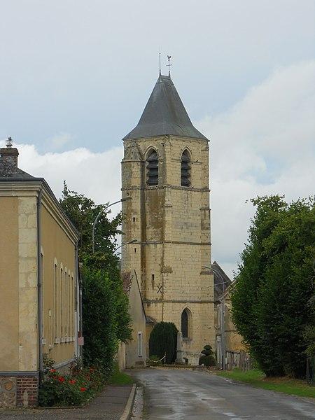 Photo du Monument Historique Eglise Saint-Martin situé à Mâle
