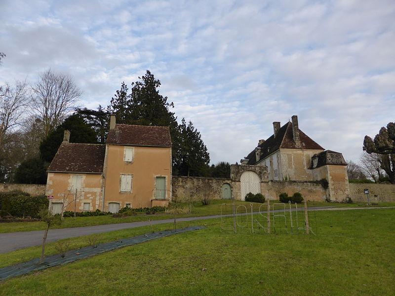 Photo du Monument Historique Manoir de Loisail situé à Loisail