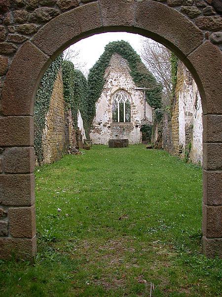 Photo du Monument Historique Ancien village du Vieux-Saint-Aubert situé à Saint-Aubert-sur-Orne