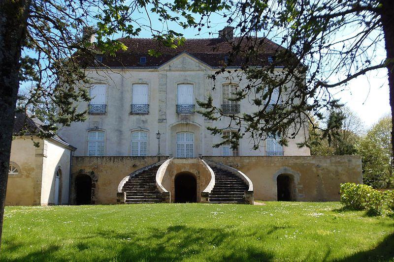 Photo du Monument Historique Manoir de Barville situé à Nocé