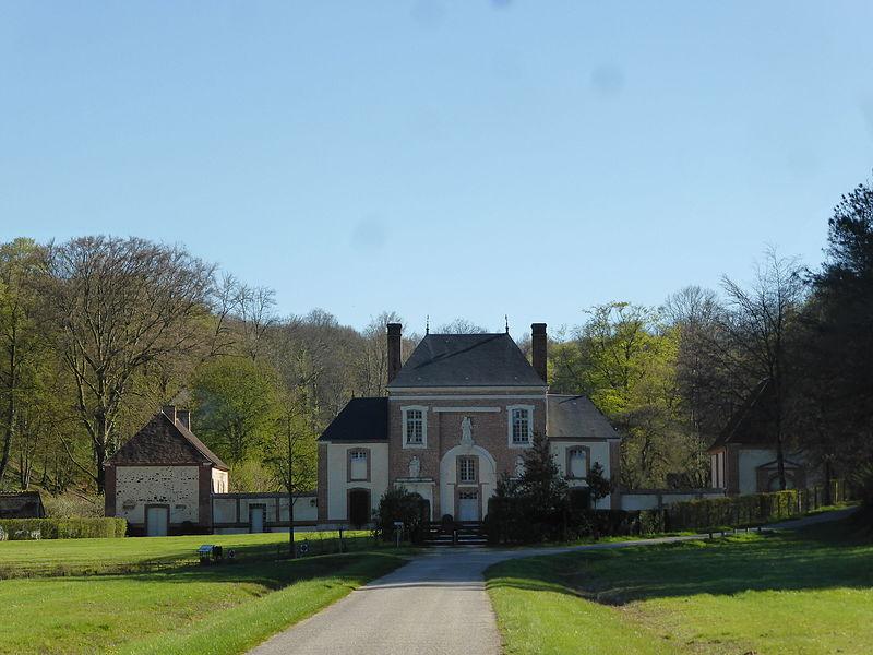 Photo du Monument Historique Ancienne chartreuse du Val-Dieu situé à Feings