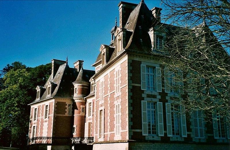 Photo du Monument Historique Domaine de Lonné situé à Igé