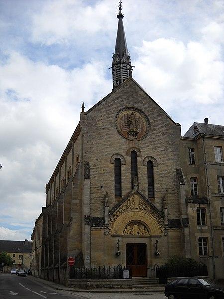 Photo du Monument Historique Chapelle de l'Immaculée Conception situé à Sées