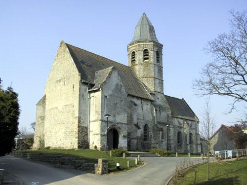 Photo du Monument Historique Eglise Saint-Pierre situé à Ames