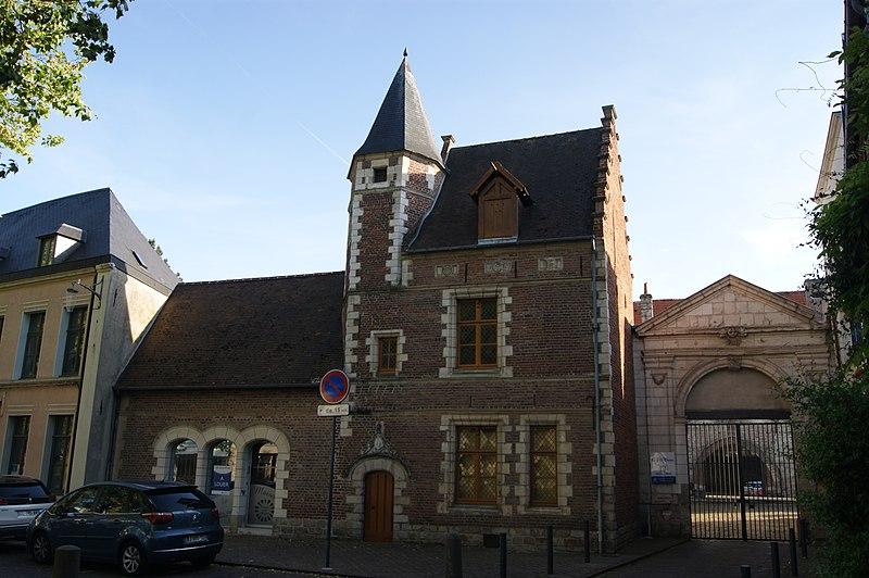 Photo du Monument Historique Ancienne abbaye du Mont-Saint-Eloi situé à Arras