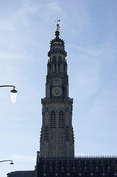 Photo du Monument Historique Beffroi situé à Arras