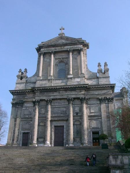 Photo du Monument Historique Cathédrale Notre-Dame et Saint-Vaast situé à Arras