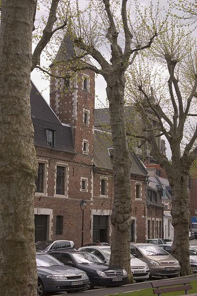 Photo du Monument Historique Ancien hôpital Saint-Eloy situé à Arras
