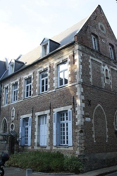 Photo du Monument Historique Hospice Sainte-Agnès situé à Arras