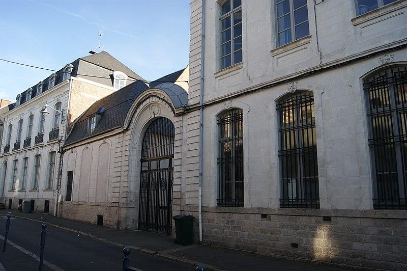 Photo du Monument Historique Hôtel de la Basecque situé à Arras