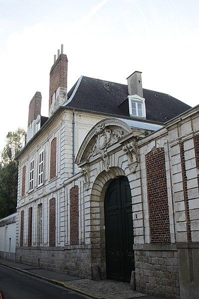 Photo du Monument Historique Hôtel Lefèbvre-Cayet situé à Arras
