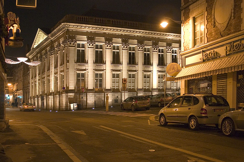 Photo du Monument Historique Ancien palais des Etats d'Artois situé à Arras